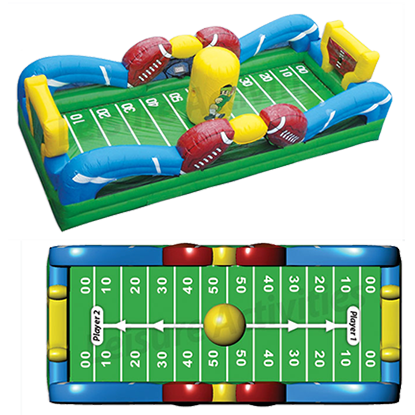 First and Goal Inflatable Football